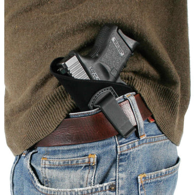 Inside-the-pants Holster - Black, Size 01, Left Hand