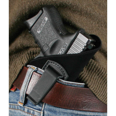 Inside-the-pants Holster - Black, Size 01, Right Hand - Blackhawk Shooting | EM Self Defense and Security - high quality concealed carry holsters, ankle gun holsters concealed, gun holder for car