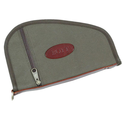 Handgun Case With Pocket - Olive Drab - 12""