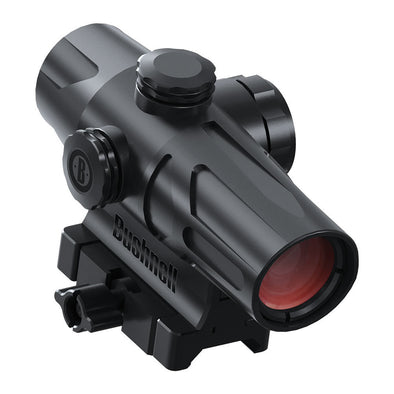Enrage Red Dot Sight - Black With 2 Moa Dot Reticle