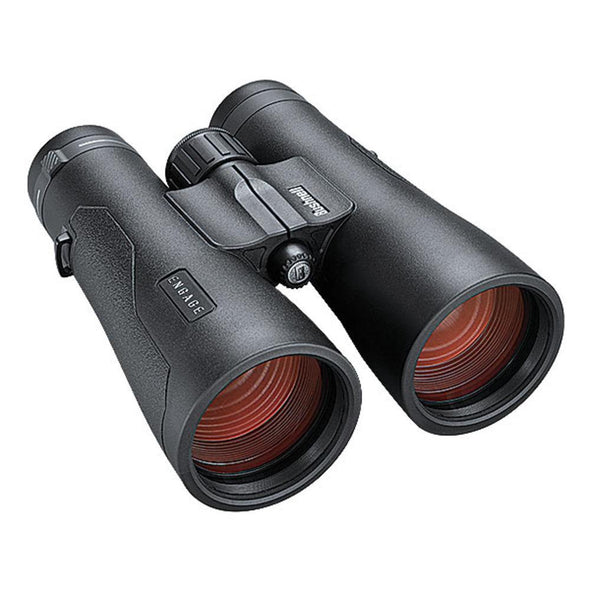 12x50 Engage Black Roof Prism Ed Fmc Uwb - Bushnell Optics | EM Self Defense and Security - quality shooting optics, affordable marksman rangefinder, inexpensive rifle scopes