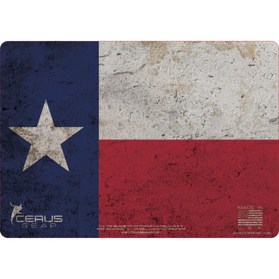 Texas Flag Handgun Promat