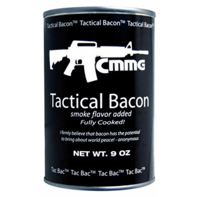 Tactical Bacon, 9oz, Cooked