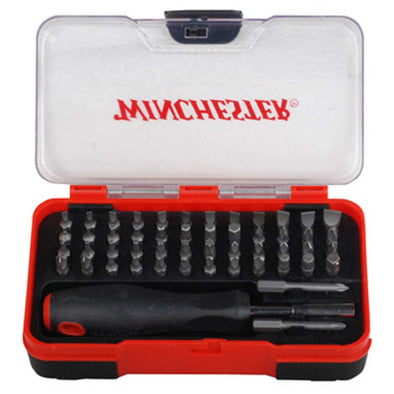 Winchester Gunsmith Screwdriver Set - 51 Piece