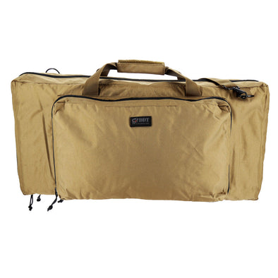 28 Inch Sbr-single Take Down Rifle Case - Tan