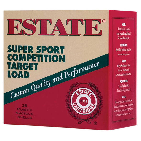 "Super Sport Competition Target Loads - .410 Gauge, 2 1-2"", 1-2 Oz., Shot Size: 7.5"
