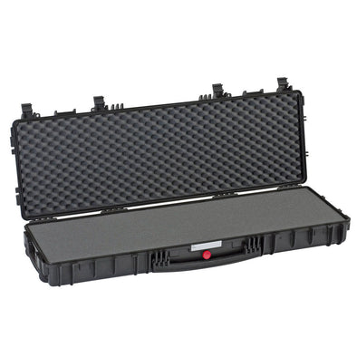 Red 11413 Rifle Case - Black