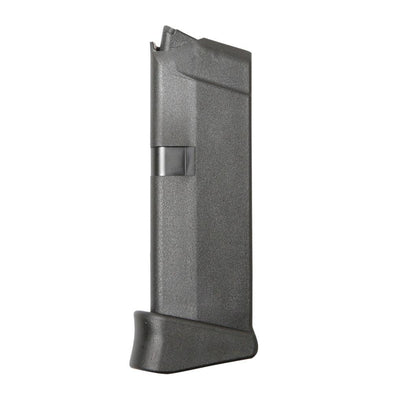 Glock 42 380 Auto - 6rd Magazine W-extension Packaged - Glock Shooting | EM Self Defense and Security - factory replacement magazines, pistol high capacity magazines, high quality rifle magazines