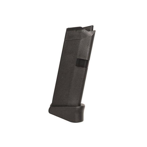 Glock 43 9mm - 6rd Magazine W-extension Packaged - Glock Shooting | EM Self Defense and Security - factory replacement magazines, pistol high capacity magazines, high quality rifle magazines