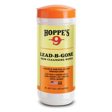 Lead-b-gone Skin Cleansing Wipes - 40 Count