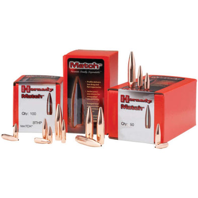 Eld-m  6.5mm .264 140 Gr. Match Bullets 100-bx
