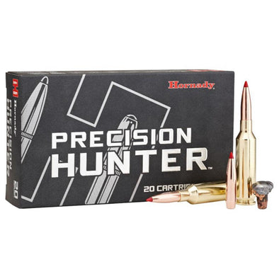 Eld-x Precision Hunter 6mm Creedmoor Ammunition 103gr - 20 Rounds - Hornady Shooting | EM Self Defense and Security - competition grade ammunition, high quality name brand ammo, inexpensive rifle and handgun ammunition