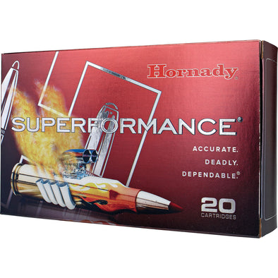 Hornady 6mm Creedmoor 90 Gr Gmx Superformance - 20-box