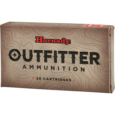 Hornady 300 Remington Ultra Mag 180 Gr Gmx Outfitter - 20-box