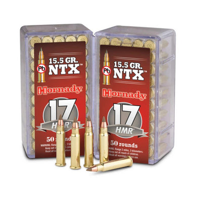 Varmint Express Rimfire Ammunition - 17 Hmr, 15.5 Grain, Ntx - Hornady Shooting | EM Self Defense and Security - competition grade ammunition, high quality name brand ammo, inexpensive rifle and handgun ammunition