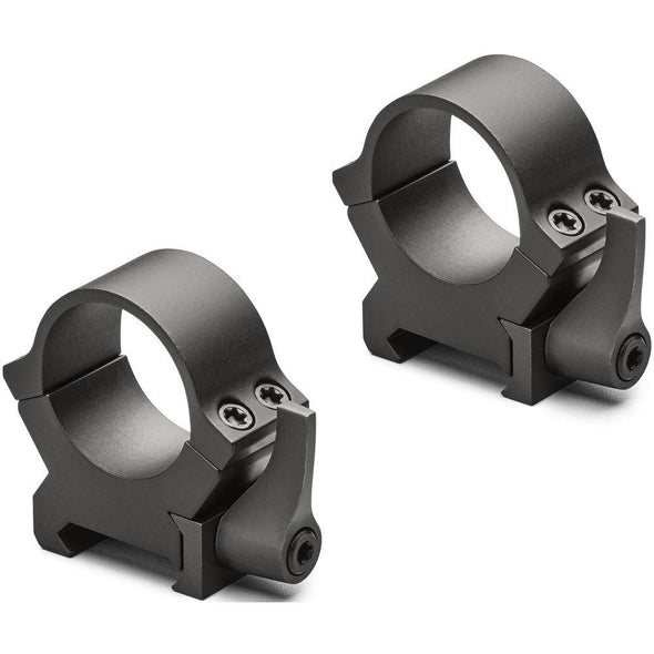 Qrw2 1-in Low Mat Rings - Leupold & Stevens Optics | EM Self Defense and Security - quality shooting optics, affordable marksman rangefinder, inexpensive rifle scopes