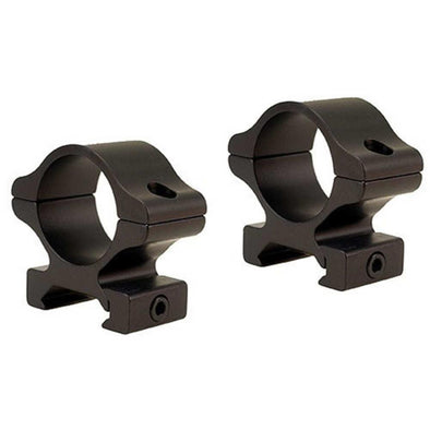 "Rifleman Detachable Rings - Matte, Medium, 1"" - Leupold & Stevens Optics 