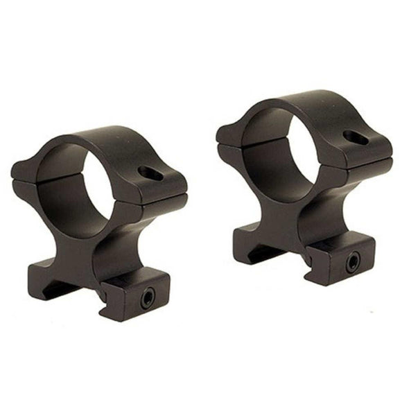 "Rifleman Detachable Rings - Matte, High, 1"" - Leupold & Stevens Optics 