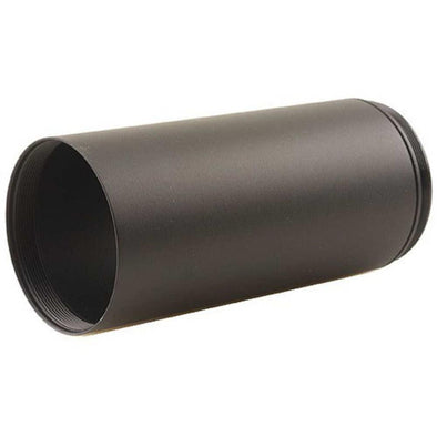 "Alumina Lens Shade - Matte, 4"", 40mm - Leupold & Stevens Optics 