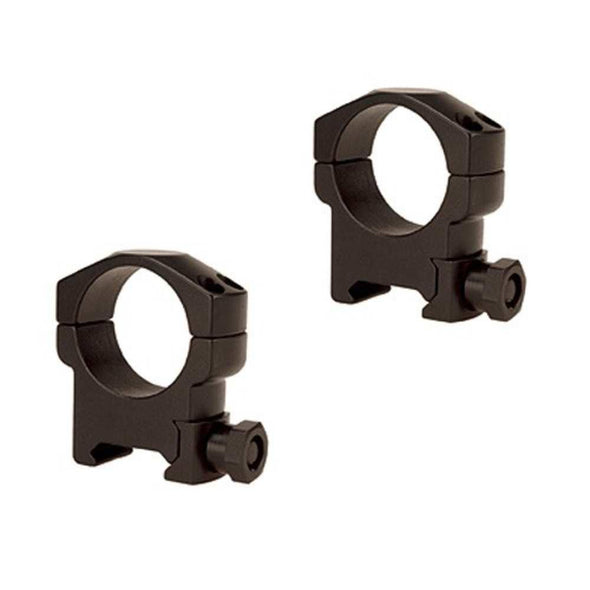 Mark 4 Tactical Rings - Matte, High, 30mm - Leupold & Stevens Optics | EM Self Defense and Security - quality shooting optics, affordable marksman rangefinder, inexpensive rifle scopes