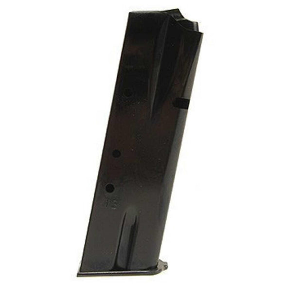 Brng Hp 9mm Bl 13rd Magazine - Mec-Gar Shooting | EM Self Defense and Security - factory replacement magazines, pistol high capacity magazines, high quality rifle magazines