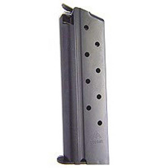 Colt Govt 38 Sup Bl 9rd Magazine - Mec-Gar Shooting | EM Self Defense and Security - factory replacement magazines, pistol high capacity magazines, high quality rifle magazines