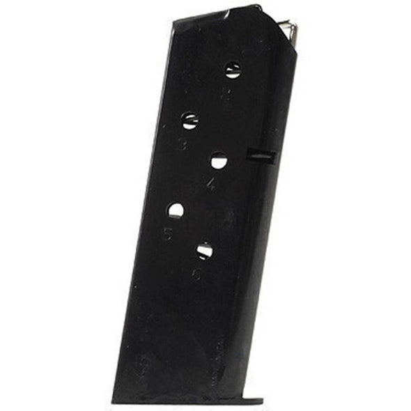 Colt Ofcr 45 Acp Bl 6rd Magazine - Mec-Gar Shooting | EM Self Defense and Security - factory replacement magazines, pistol high capacity magazines, high quality rifle magazines