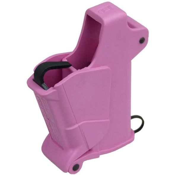 Baby Uplula Loader - .22lr To .380acp - Pink - Maglula Ltd Shooting | EM Self Defense and Security - factory replacement magazines, pistol high capacity magazines, high quality rifle magazines