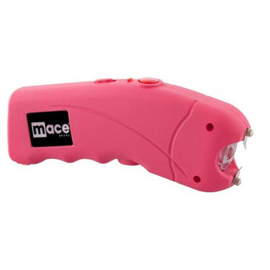 High Voltage Stun Gun With Bright Led - Pink