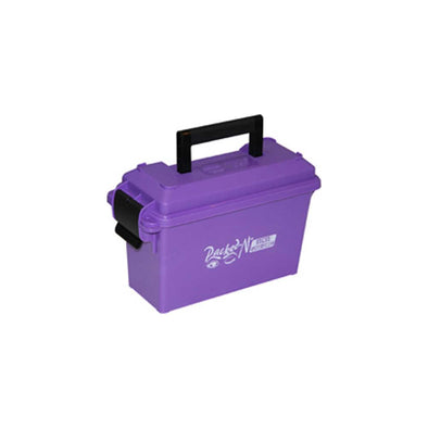 Ammo Can 30 Caliber Tall - Purple - MTM Case-Gard Shooting | EM Self Defense and Security - professional gun cleaning kit, hunting backpack with gun holder, 12 gauge cleaning kit, Picatinny rail torch, standing bipod