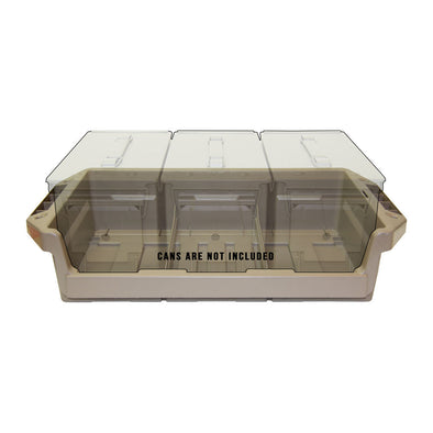 Metal Ammo Can Tray - 50 Cal. - Dark Earth