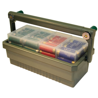 Shotshell Box Caddy 4ea Ss25-00 Grn-clr