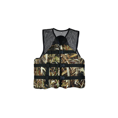 Onyx Mesh Classic Sport Vest - Realtree Max-5 - 4x-large