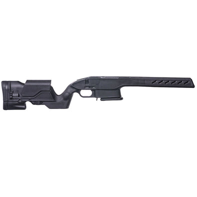 Archangel Precision Elite Stock For Savage Model 10 - 11 Short Action - Black Polymer