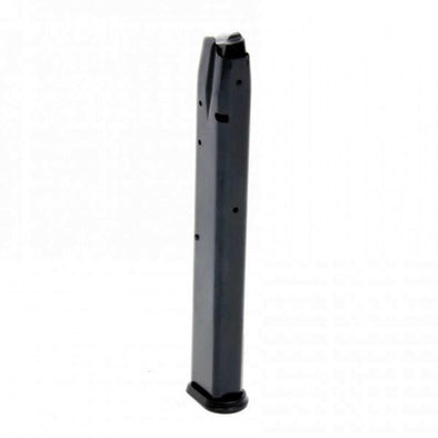 Cz-75 - Tz-75 - Baby Eagle 9mm 32 Round Blue Steel Magazine - Pro-Mag Shooting | EM Self Defense and Security - factory replacement magazines, pistol high capacity magazines, high quality rifle magazines