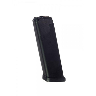 Glock 17 Magazine - 9mm - 18 Round - Polymer - Black - Pro-Mag Shooting | EM Self Defense and Security - factory replacement magazines, pistol high capacity magazines, high quality rifle magazines
