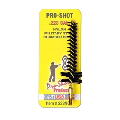 Military Style Nylon Chamber Brush - .223 Cal.-5.56mm