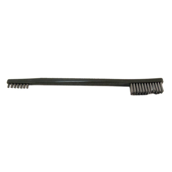 Gun Brush Double End - Steel