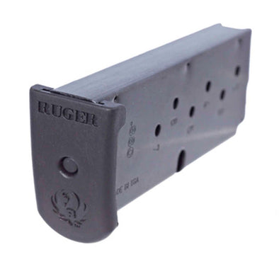 Ruger Lc380 Magazine - .380 Caliber, 7 Rounds, Steel - Ruger Shooting | EM Self Defense and Security - factory replacement magazines, pistol high capacity magazines, high quality rifle magazines