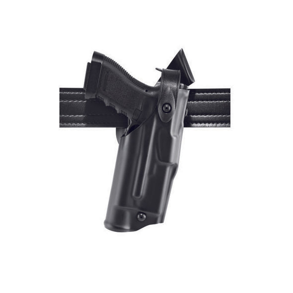 Als-sls Mid-rid Lvliii Ret Basketweave Rh W-ligt - Safariland Shooting | EM Self Defense and Security - high quality concealed carry holsters, ankle gun holsters concealed, gun holder for car