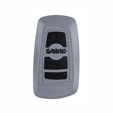 Sabre 3-in-1 Stun Gun Safety Tool - Grey