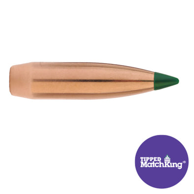 Rifle Bullets 69gr Tmkmatch 100rd-bx