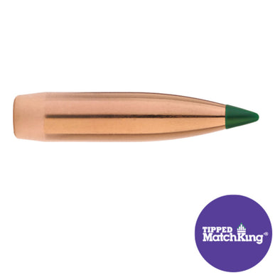 Rifle Bullets 77gr Tmkmatch 100rd-bx