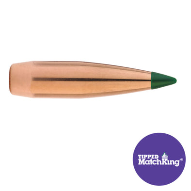 Rifle Bullets 168gr Tmkmatch 100rd-bx