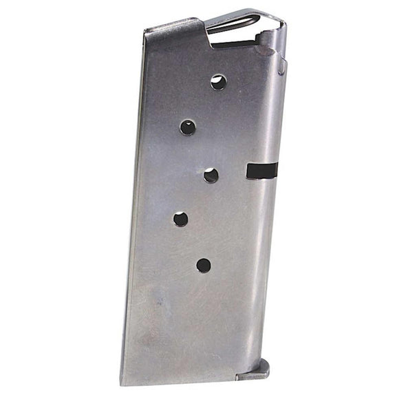 P938 Sig Factory Magazine - 9mm, 6 Rounds, Ss - SigArms Shooting | EM Self Defense and Security - factory replacement magazines, pistol high capacity magazines, high quality rifle magazines
