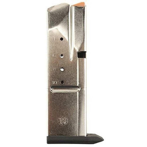 Sw40 Sigma Series Magazine - .40 S&w, 10 Rounds, Ss - Smith & Wesson Shooting | EM Self Defense and Security - factory replacement magazines, pistol high capacity magazines, high quality rifle magazines