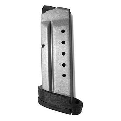 M&p Shield Magazine - 40 S&w, 7 Rounds, Ss - Smith & Wesson Shooting | EM Self Defense and Security - factory replacement magazines, pistol high capacity magazines, high quality rifle magazines