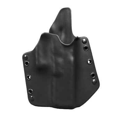 Full Size Owb Holster - Rh, Black - Stealth Operator Holsters Shooting | EM Self Defense and Security - high quality concealed carry holsters, ankle gun holsters concealed, gun holder for car