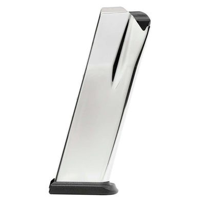 Xd Sub Compact Factory Magazine - 9mm - 10 Round - Stainless Steel - Springfield Shooting | EM Self Defense and Security - factory replacement magazines, pistol high capacity magazines, high quality rifle magazines