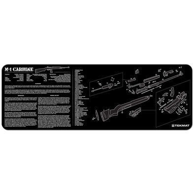 "M1 Carbine Cleaning Mat - 12"" X 36"""